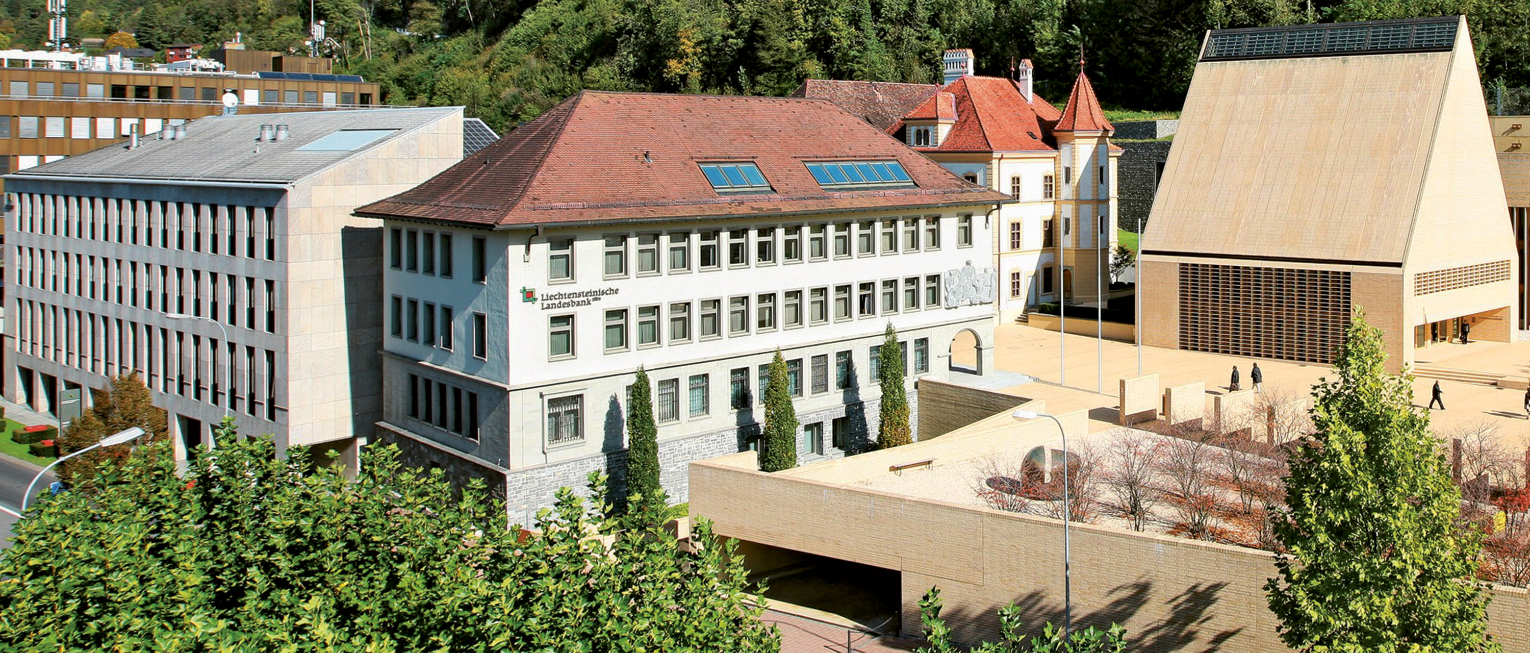 Headquarter Vaduz